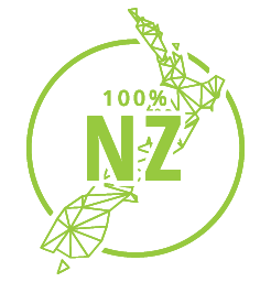 100% NZ Owned & Operated Icon
